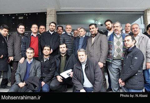ششمین روز ثبت نام انتخابات مجلس در استان به روایت تصویر
