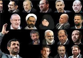 نسخه پیچی وزرای احمدینژاد برای دولت روحانی